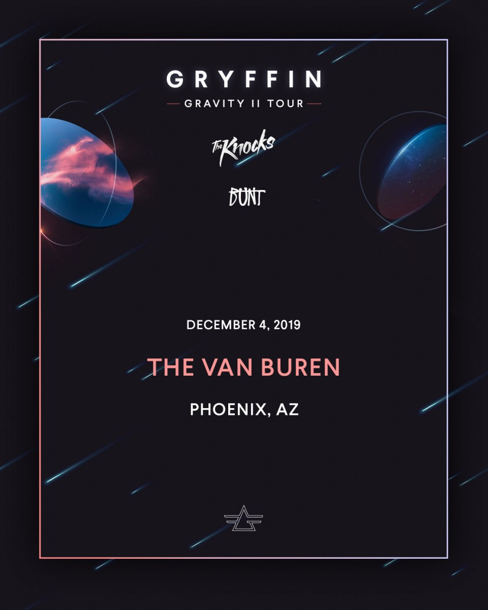 Flyer for Gryffin