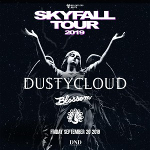 Dustycloud + Blossom on 09/20/19