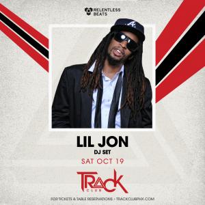 Lil Jon on 10/19/19