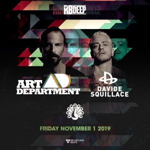 Art Department + Davide Squillace on 11/01/19