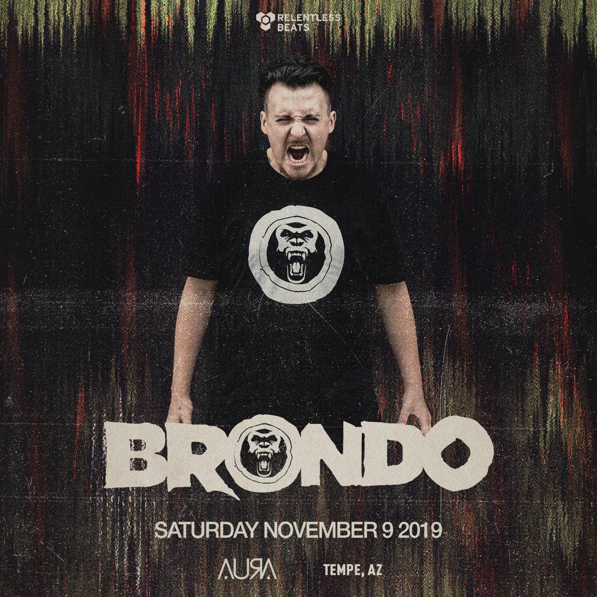 Flyer for Brondo