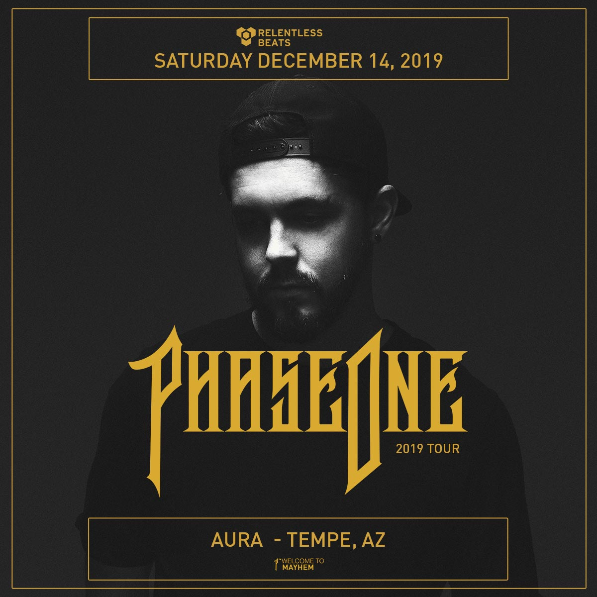Flyer for PhaseOne