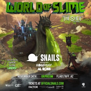 Snails on 11/24/19