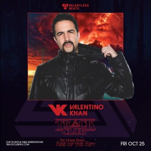 Valentino Khan on 10/25/19