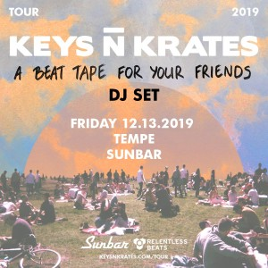 Keys N Krates on 12/13/19