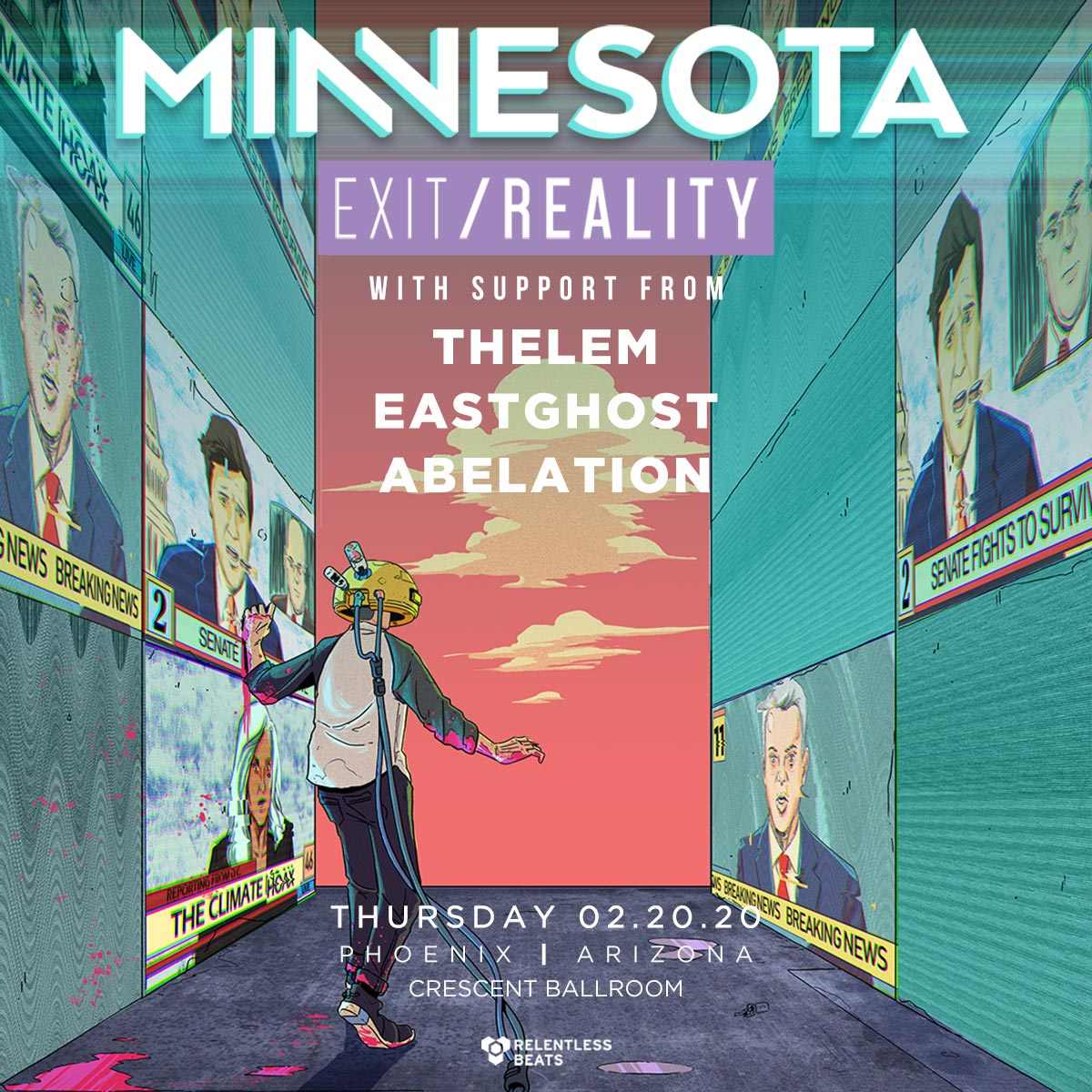 Flyer for Minnesota