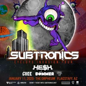 Subtronics on 01/11/20
