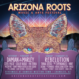Arizona Roots 2020 on 02/22/20
