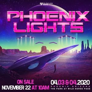 Phoenix Lights 2020 on 04/03/20