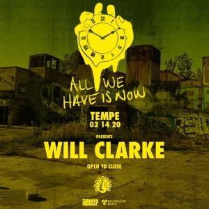 Will Clarke on 03/14/20