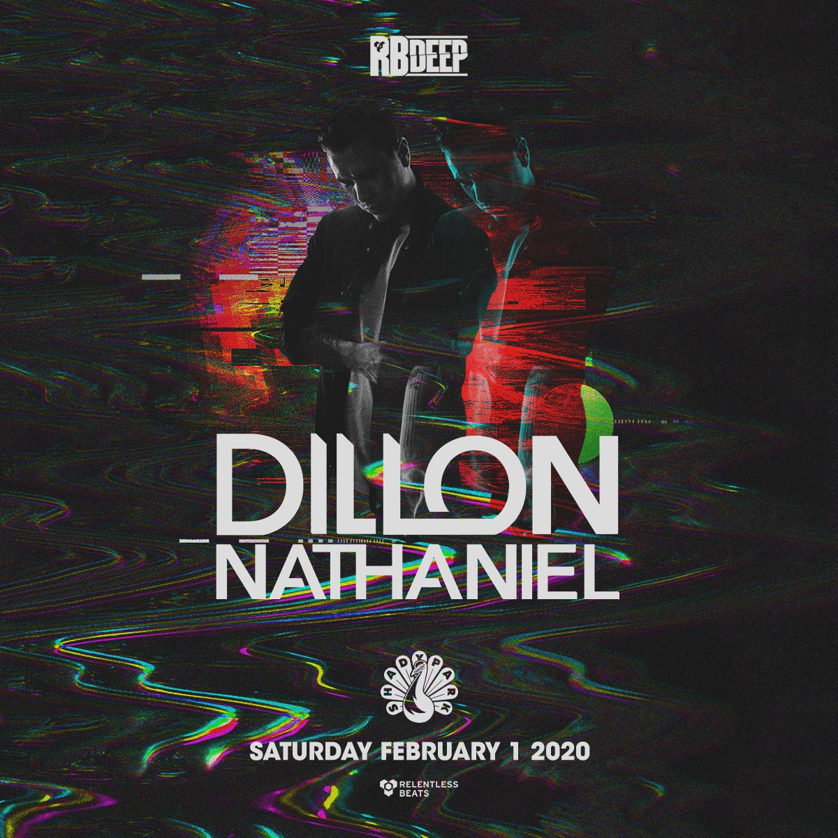 Flyer for Dillon Nathaniel