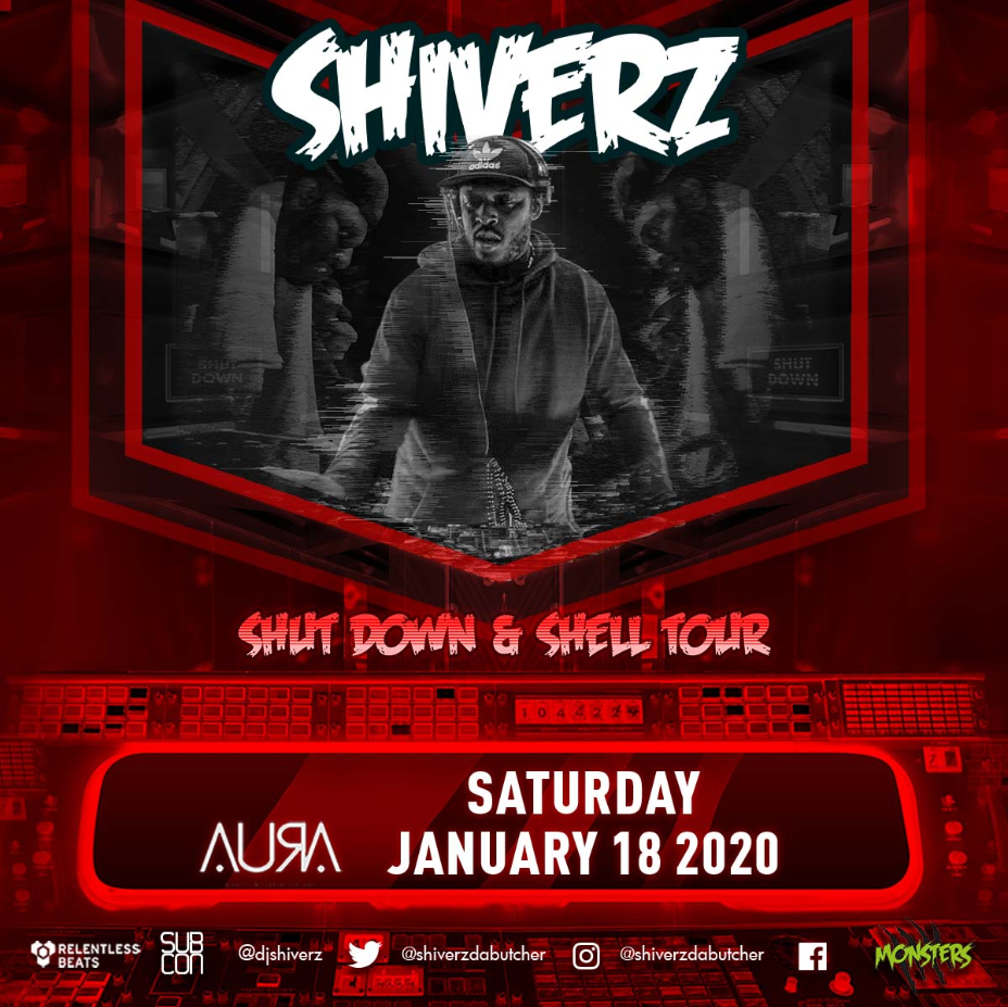 Flyer for Shiverz