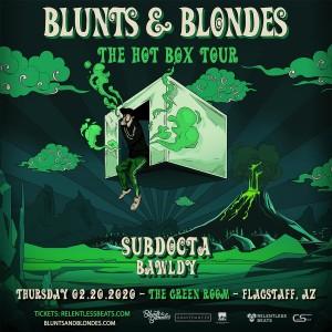 Blunts & Blondes on 02/20/20