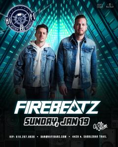 Firebeatz on 01/19/20