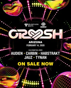 Crush Arizona 2020 on 02/14/20