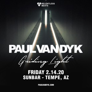 Paul van Dyk on 02/14/20