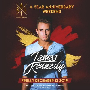 James Kennedy on 12/13/19