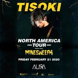 Tisoki + Minesweepa on 02/21/20