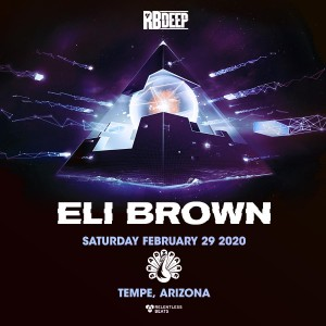 Eli Brown on 02/29/20