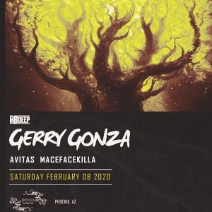 Gerry Gonza on 02/08/20
