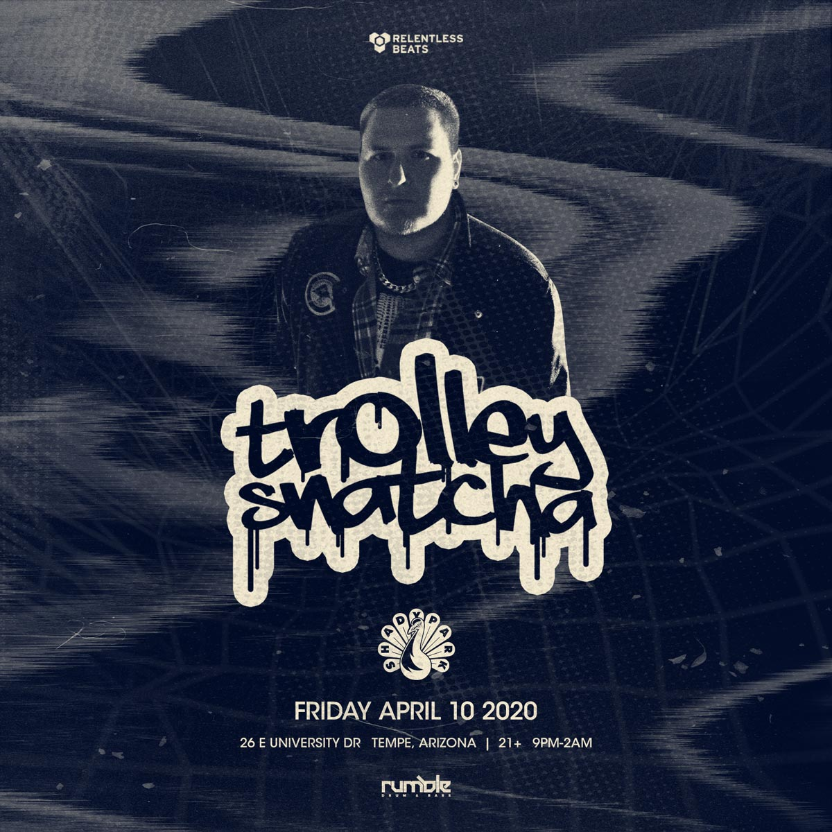 Flyer for Trolley Snatcha