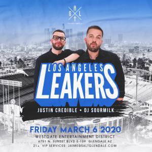 LA Leakers on 03/06/20
