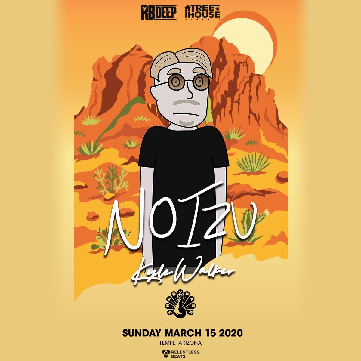 Flyer for Noizu