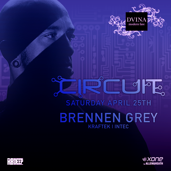 Flyer for Postponed - Brennen Grey