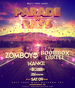 Postponed - Parade of Bass 2020 - Albuquerque on 05/09/20