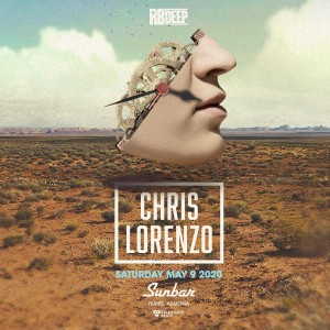 Postponed - Chris Lorenzo on 05/09/20