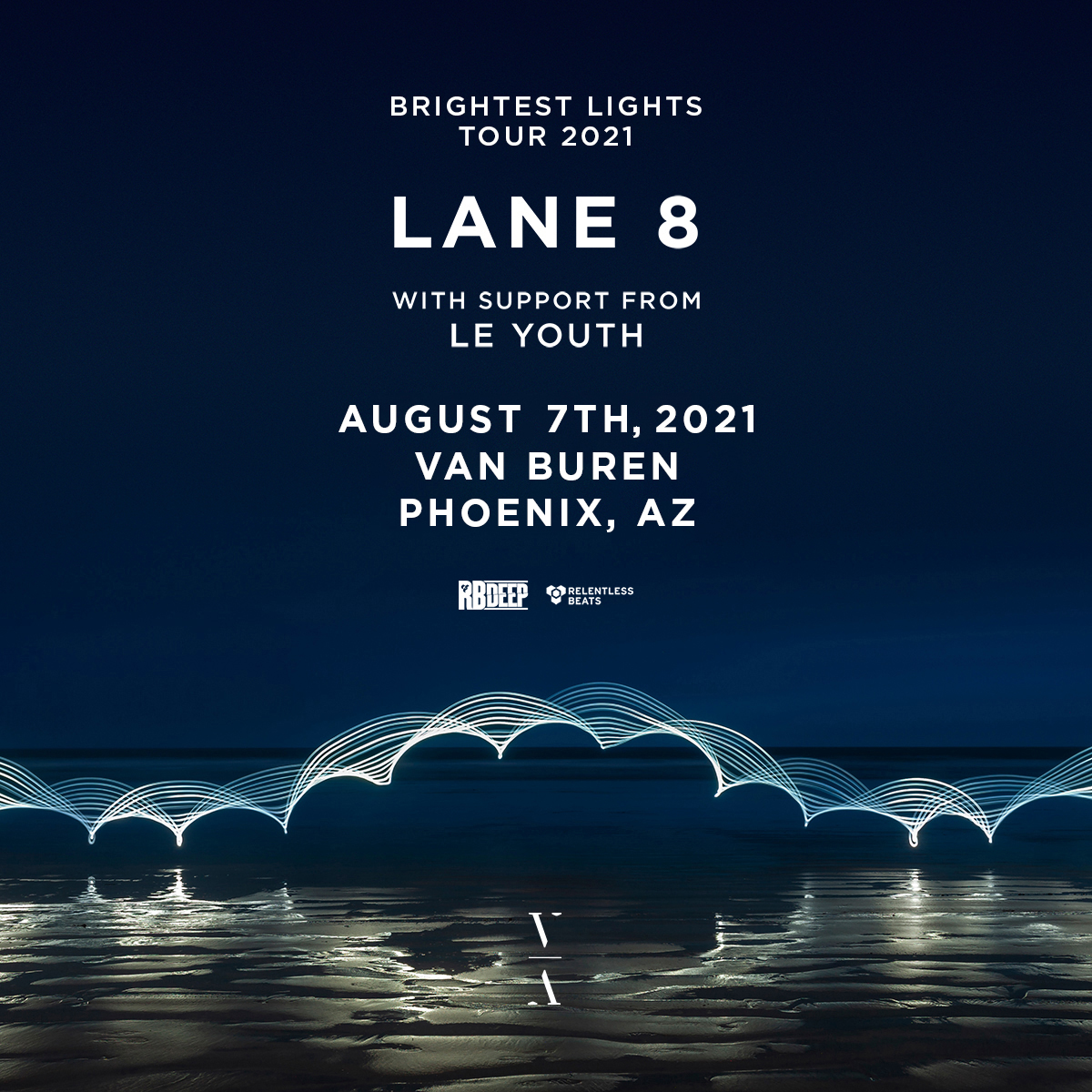 Flyer for Lane 8