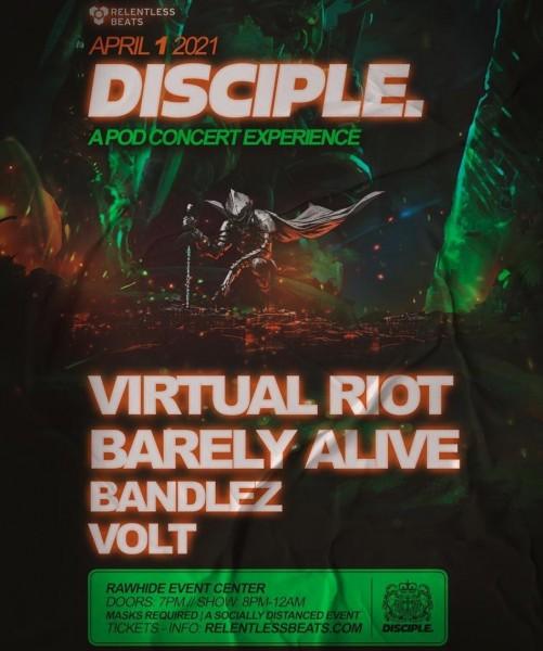 pod rave virtual b2b barely