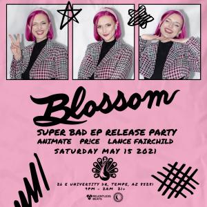 Blossom on 05/15/21