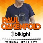 Paul Oakenfold poster 3