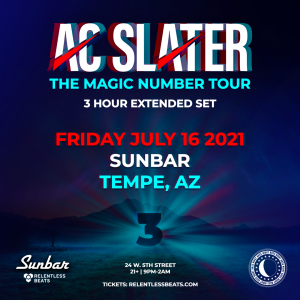 AC Slater on 07/16/21