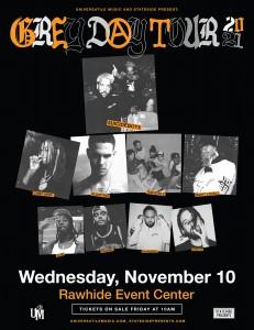 $uicideboy$ - Greyday Tour on 11/10/21