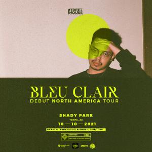 Bleu Clair on 10/10/21