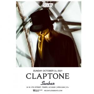 Claptone on 10/03/21