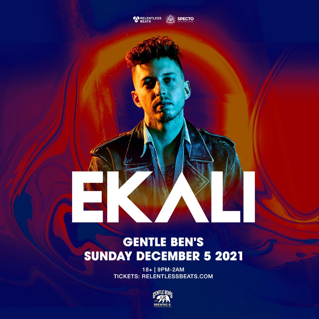 Flyer for Ekali