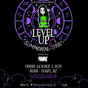 Level Up on 10/01/21