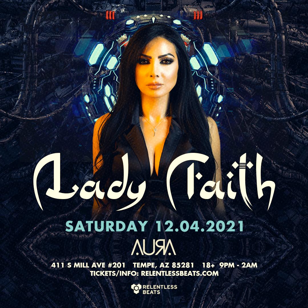 Flyer for Lady Faith