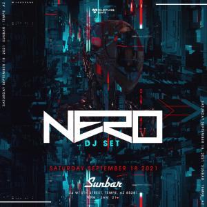 NERO (DJ Set) on 09/18/21