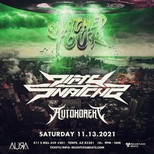 Dirtysnatcha + Autokorekt on 11/13/21