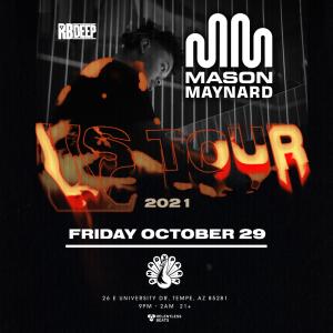 Mason Maynard on 10/29/21
