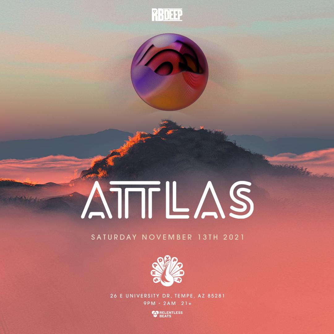 Flyer for ATTLAS