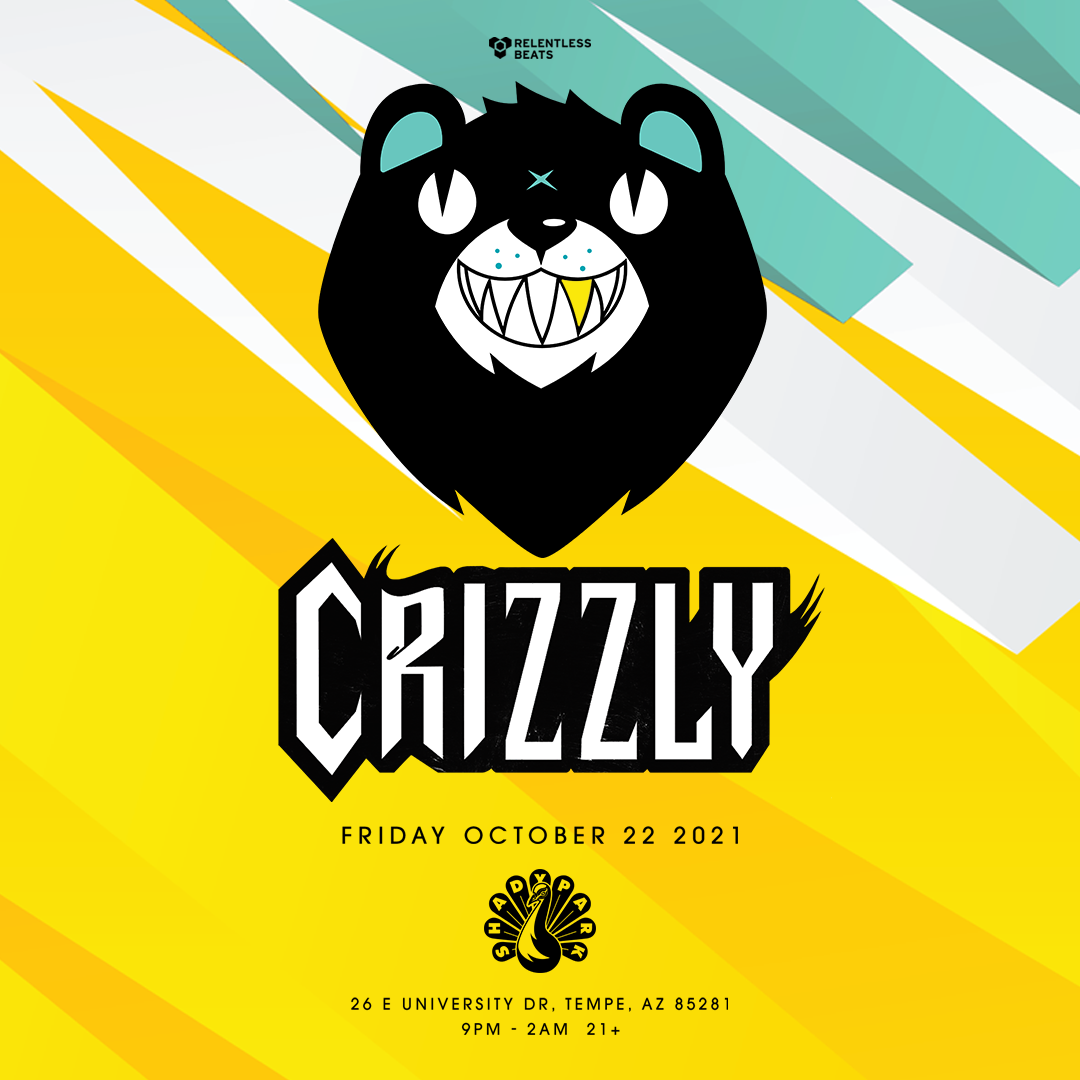 Flyer for Crizzly