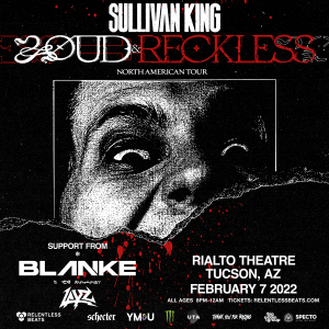 Sullivan King on 02/07/22