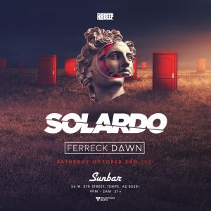 Solardo + Ferreck Dawn on 10/02/21