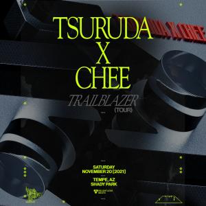 Tsuruda + Chee on 11/20/21