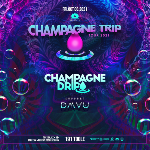 Champagne Drip on 10/08/21